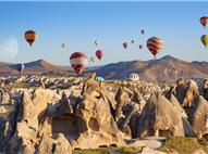 2019 - Türgi Ringreis Kapadookia 8 päeva/7ööd Sügis