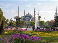 2021 - Türgi Ringreis Istanbul-Trooja-Antalya  8 päeva/7ööd