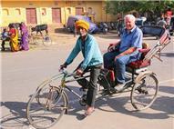 India ringreis – Delhi, Jaipur, Agra jt